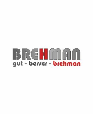 Homepage für Transportunternehmen Brehman